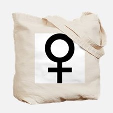 Male Sex Symbol Tote Bag