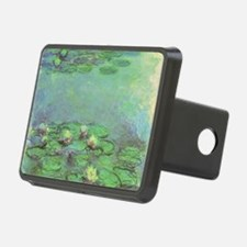 Waterlilies by Claude Mone Hitch Cover