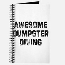 Awesome Dumpster Diving Journal