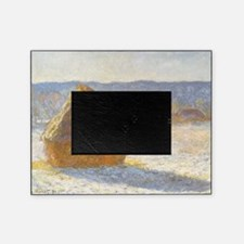 Grainstack by Claude Monet Picture Frame