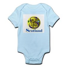 Classic Scotland Infant Bodysuit
