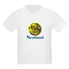 Classic Scotland Kids T-Shirt