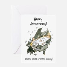 Happy Anniversary - open the bubbly!