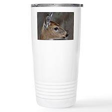 Fawn Face Travel Mug