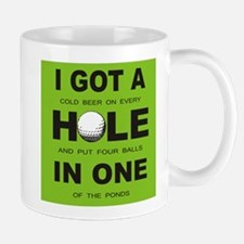 GOLF Small Small Mug