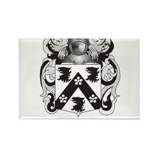 Jackson Coat of Arms (Family Crest) Rectangle Magn