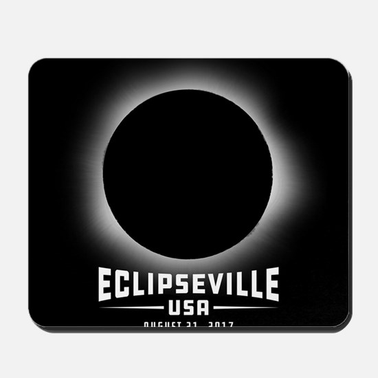 Eclipseville USA Mousepad