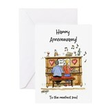 Anniversary cards Stationery