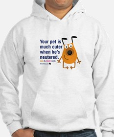Your pet is much cuter... Hoodie