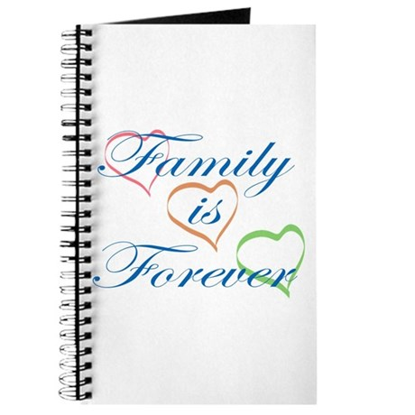 family is forever journal by sunnydaysdesign. Black Bedroom Furniture Sets. Home Design Ideas
