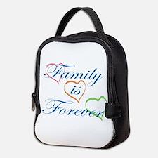 Family is Forever Neoprene Lunch Bag