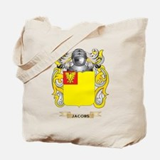 Jacobs Coat of Arms (Family Crest) Tote Bag
