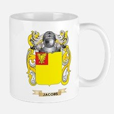 Jacobs Coat of Arms (Family Crest) Mug