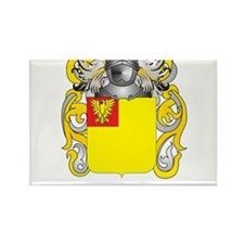 Jacobs Coat of Arms (Family Crest) Rectangle Magne