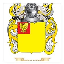 Jacoby Coat of Arms (Family Crest) Square Car Magn