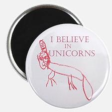Unicorn Belief Magnet