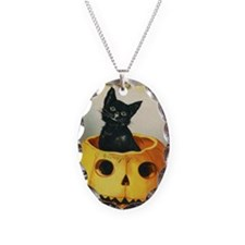 Halloween Greeting Card 8 Necklace