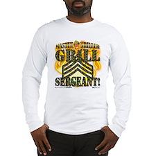 """Grill Sergeant!"" Long Sleeve T-Shirt"