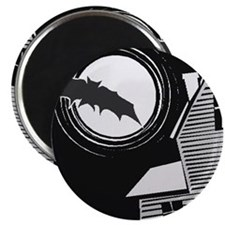 Haunted House 2 Magnet