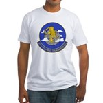 85th Flying Training SQ Fitted T-Shirt