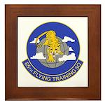 85th Flying Training SQ Framed Tile