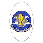 85th Flying Training SQ Oval Sticker