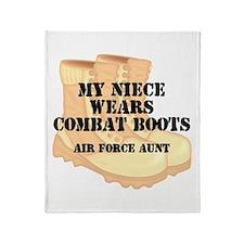 AF Aunt Niece DCB Throw Blanket
