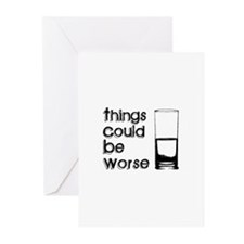 Things Could Be Worse Greeting Cards (Pk of 20)