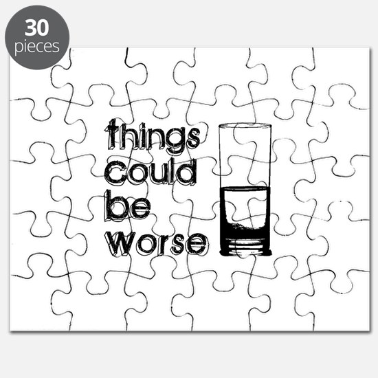 Things Could Be Worse Puzzle