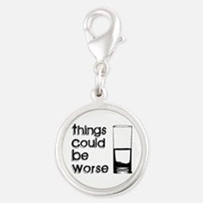 Things Could Be Worse Charms