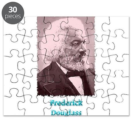 Frederick Douglass 2 w text Puzzle