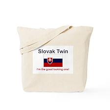 Good Looking Slovak Twin Tote Bag