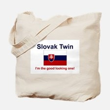 Good Looking Slovak Twin Tote Bag