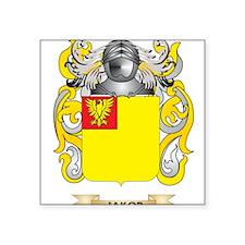 Jakob Coat of Arms (Family Crest) Sticker