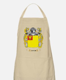 Jakob Coat of Arms (Family Crest) Apron