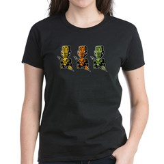 Three Tiki Gods Tee