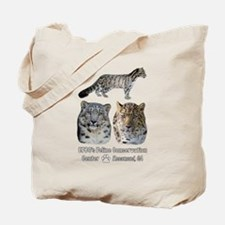 Leopards! Tote Bag