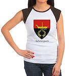 Selviergard Women's Cap Sleeve T-Shirt
