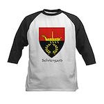 Selviergard Kids Baseball Jersey