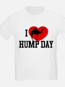 I Heart Hump Day T-Shirt
