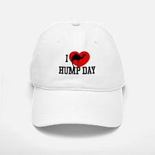 I Heart Hump Day Baseball Baseball Cap