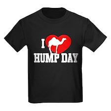 I Heart Hump Day T