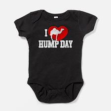 I Heart Hump Day Baby Bodysuit