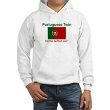 Perfect Portuguese Twin Hoodie