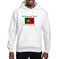 Perfect Portuguese Twin Jumper Hoody