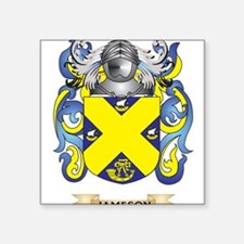 Jameson Coat of Arms (Family Crest) Sticker