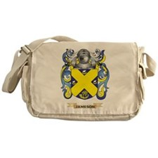 Jameson Coat of Arms (Family Crest) Messenger Bag
