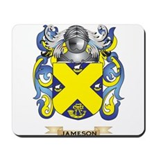Jameson Coat of Arms (Family Crest) Mousepad