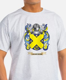 Jameson Coat of Arms (Family Crest) T-Shirt