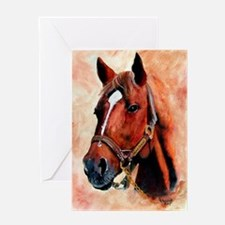 Triple Crown Greeting Card